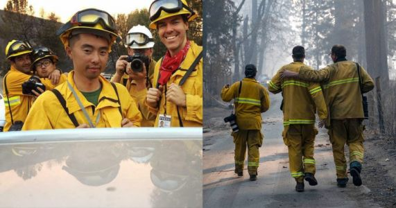 Friends Through Flames: Camaraderie on the Front Lines of Wildfire Photography