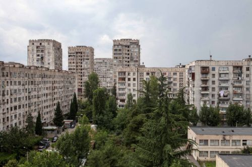 Tbilisi Holds Georgia's First Architecture Biennial Since Soviet Independence
