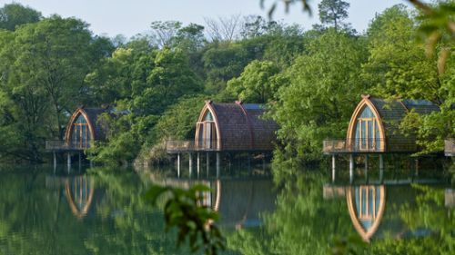Boat Rooms on the Fuchun River / The Design Institute of Landscape and Architecture China Academy of Art