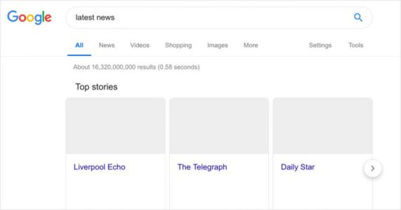 Google Search Could Ditch All Photo Thumbnails Under EU Copyright Law