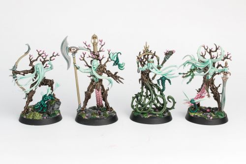 Showcase: Sylvaneth Ylthari's Guardians