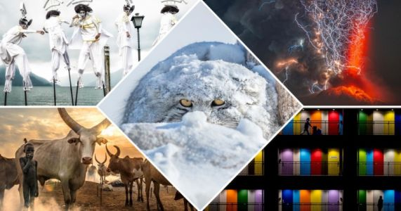 These are the Winners of the 2020 Photo is Light Competition