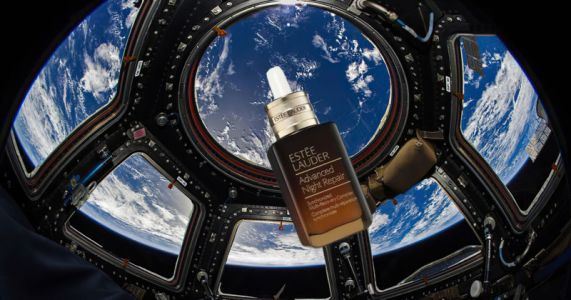 Estee Lauder Pays NASA $128,000 for Photo Shoot on the ISS