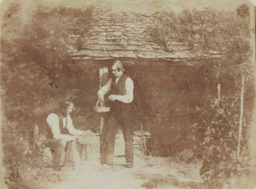 191 of the World's Earliest Photos by Henry Fox Talbot Are Up for Sale
