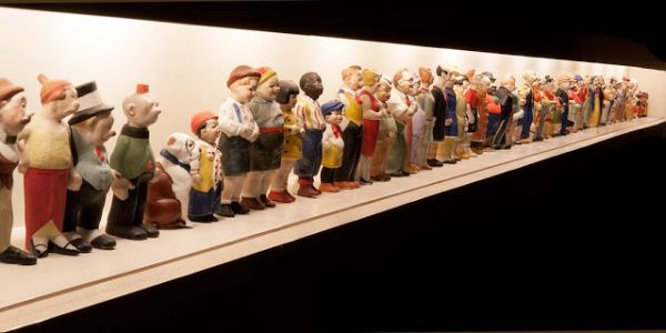 1930s Toys: Comic Types and Characters