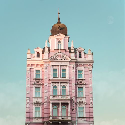 A New Book Compiles Photos of Idiosyncratic, Quirky Destinations that Look Just Like Wes Anderson Films