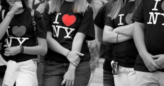 Selling Photos with the I LOVE NY Logo Could Get You Sued