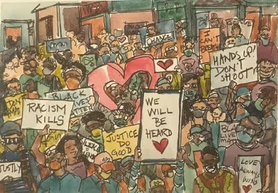 Fundraiser - Protest Art Limited Edition Prints