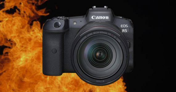 Canon Explains EOS R5 Overheating, Why There's No Fan, and More