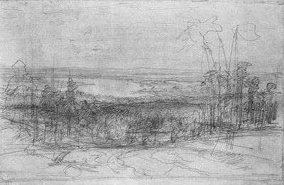 Shishkin's Sketch vs. Finish