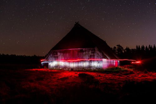Light Painting LED + Drone by Philip WilsonPhilip Wilson is a