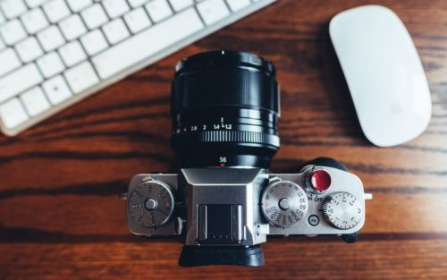 You Can Now Use Fujifilm X and GFX Cameras as Webcams on Mac