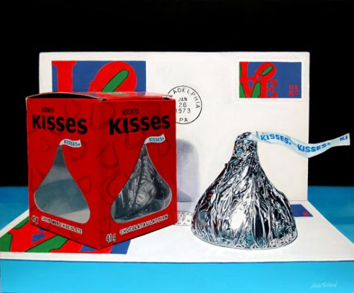 LOVE Letters and KISSES