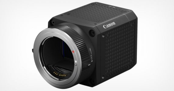 Canon's New Full-Frame Camera Can Shoot at ISO 4,500,000