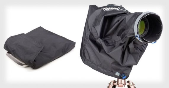 Think Tank's Emergency Rain Covers Keep Your Camera Dry in a Crunch