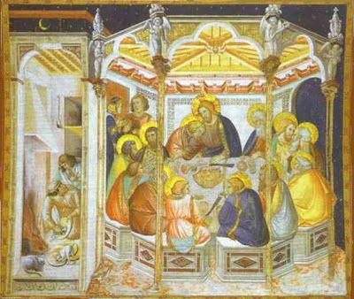 Holy Week: Holy Thursday - The Lord's Last Supper