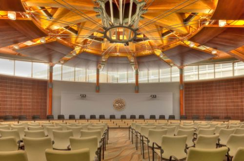 Engineered Timber Helps Indigenous Architecture in North America to Emphasize Resilience