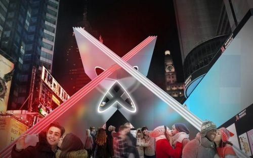 Reddymade Wins the Times Square Valentine Heart Design Competition of 2019