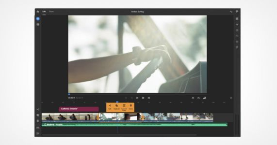 Adobe Rush Gets Apple M1 Support, Premiere Pro Gets Speed Boost