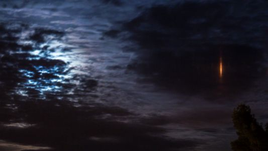 What I Learned from Seeing 'The Eye of Sauron' in My Night Sky Photo