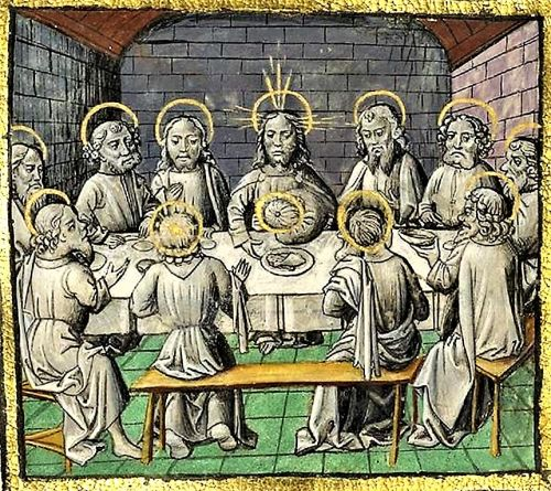 Maundy Thursday - The Last Supper