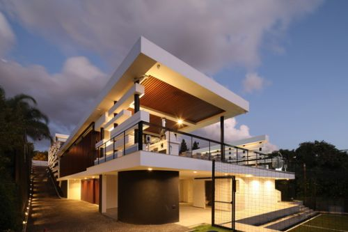 Dynamic Living Experience in Nnorthern Israel / Dan and Hila Israelevitz Architects