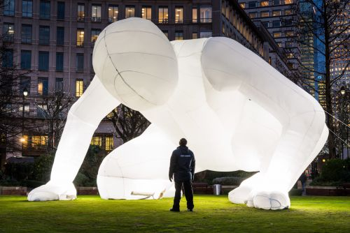San Francisco's Exploratorium Presents Inflatable, an Exhibition of Gigantic Air-filled Artworks