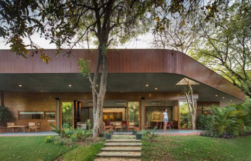 The Verandah House / Modo Design