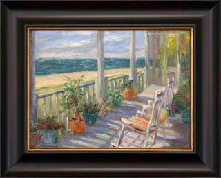 "New ""Rhythmic Memories"" Oil Painting by Texas Artist Niki Gulley"