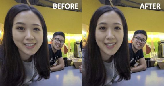 This Software Can Undistort Faces at the Edges of Wide-Angle Photos