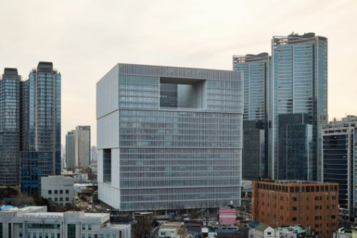 Amorepacific Headquarters / David Chipperfield Architects