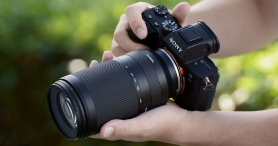 Tamron Unveils the 'World's Smallest' Telephoto Zoom Lens for Sony E-Mount
