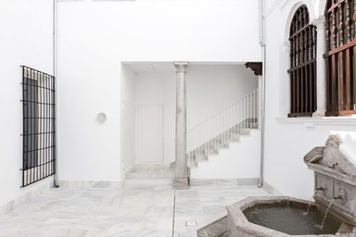 Refurbishment of the old Headquarters of the Granada Monte de Piedad / DTR studio architects