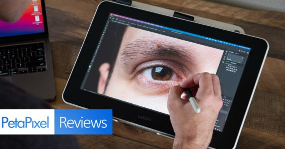 Wacom One Review: An Entry-Level Pen Display Perfect for Photo Editing