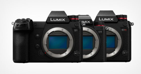 Panasonic To Add 5.9K 12-bit RAW Video to S5 and Two-Year-Old S1