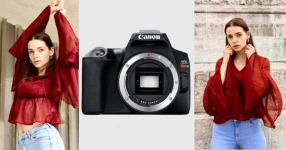 How to Shoot Fashion Photos With Minimal Budget and Gear