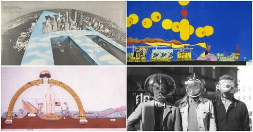"""""""We Dream of Instant Cities that Could Sprout like Spring Flowers"""": The Radical Architecture Collectives of the 60s and 70s"""