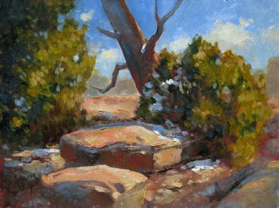 Private Painting Intensive Week - Wrap-Up