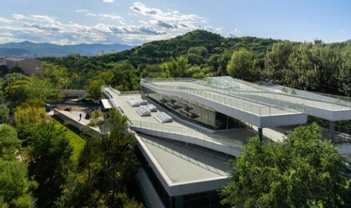 WuliEpoch Culture Center / Atelier Alter Architects