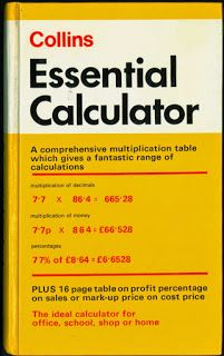 Book I can't let go: Collins Essential Calculator