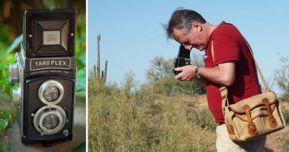 Restoring and Using One of the Rarest Cameras on the Planet