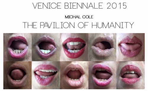 Mute Ululation A Video Installation by Michal Cole Venice, Italy