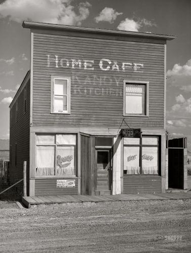 Ghost Cafe: 1941