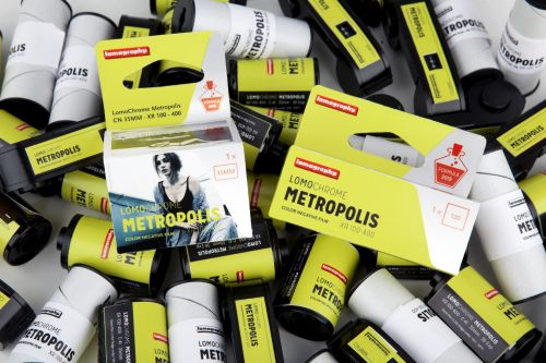 Lomography Unveils the First New Color Film Stock in Half a Decade