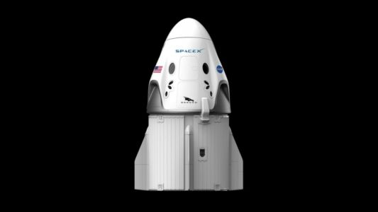 Photos of the Sleek New Ride Ready To Return US Astronauts To Space