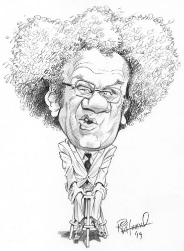 Sketch o'the Week- John C. Reilly!